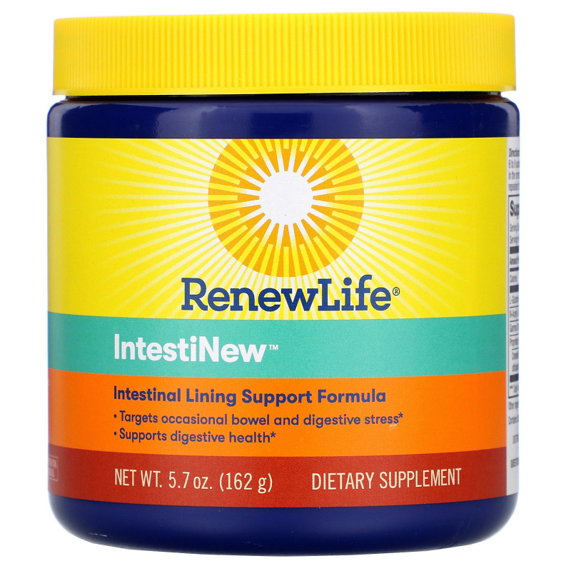 Renew Life, IntestiNew, Intestinal Lining Support Formula, 5.7 oz (162 g)