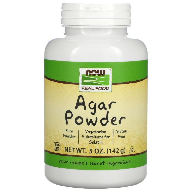 Now Foods, Agar Powder, 5 oz (142 g)