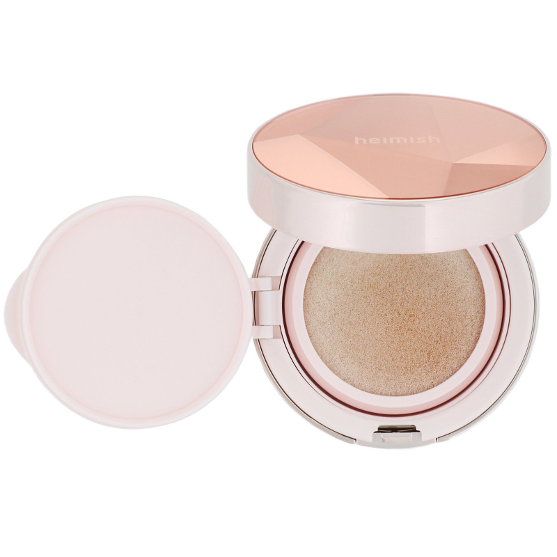 Heimish, Artless Perfect Cushion, SPF50+/PA+++, No. 23 Natural Beige with Refill, 2 - 15 g Each