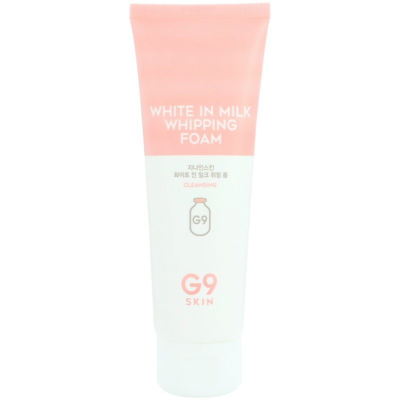 G9skin, White In Milk Whipping Foam, 120 ml