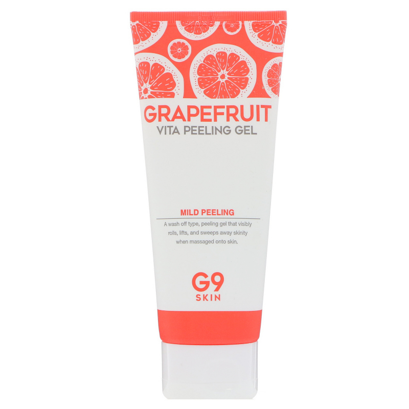 G9skin, Grapefruit Vita Peeling Gel, 150 ml