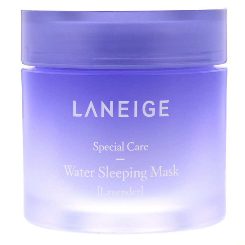 Laneige, Special Care, Water Sleeping Mask, Lavender, 70 ml