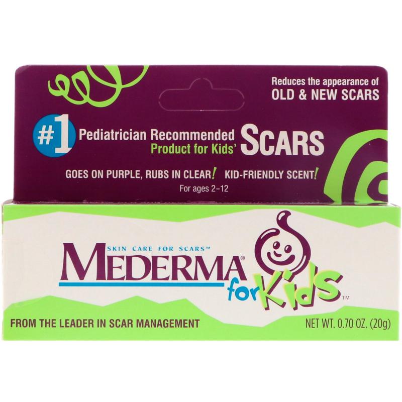 Mederma, Skin Care For Scars, For Kids, 0.70 oz (20 g)