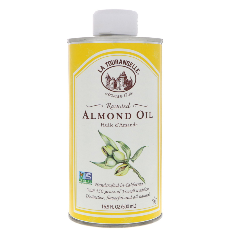 La Tourangelle, Almond Oil, Roasted, 16.9 fl oz (500 ml)