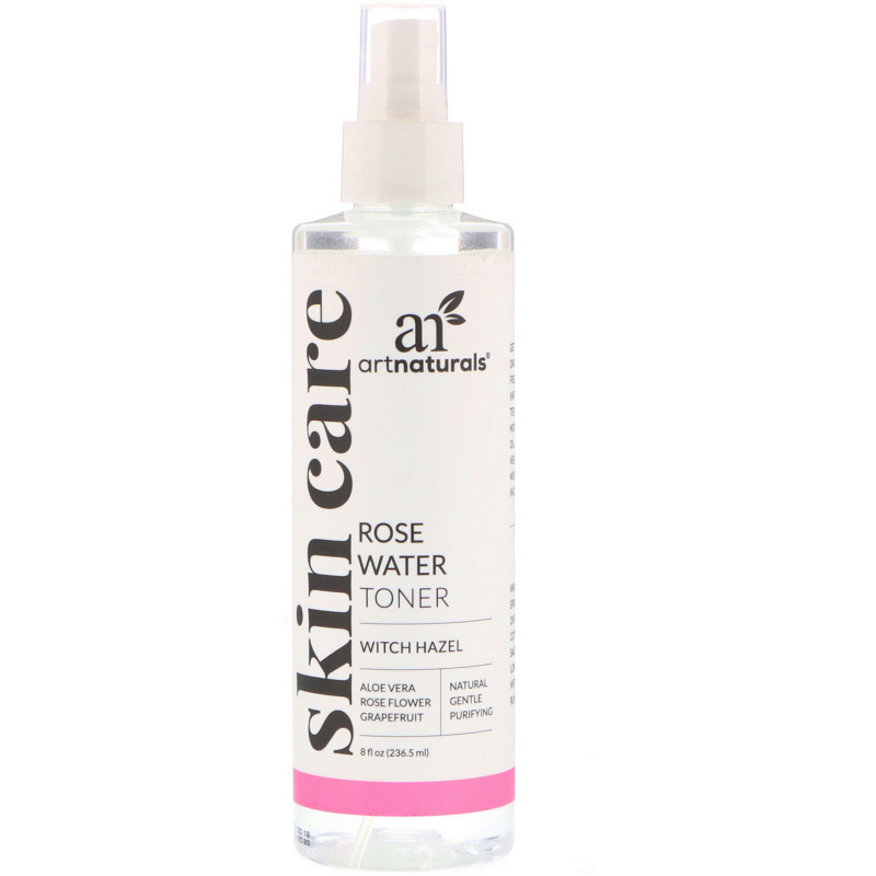 Artnaturals, Rose Water Toner, 8 fl oz (236.5 ml)