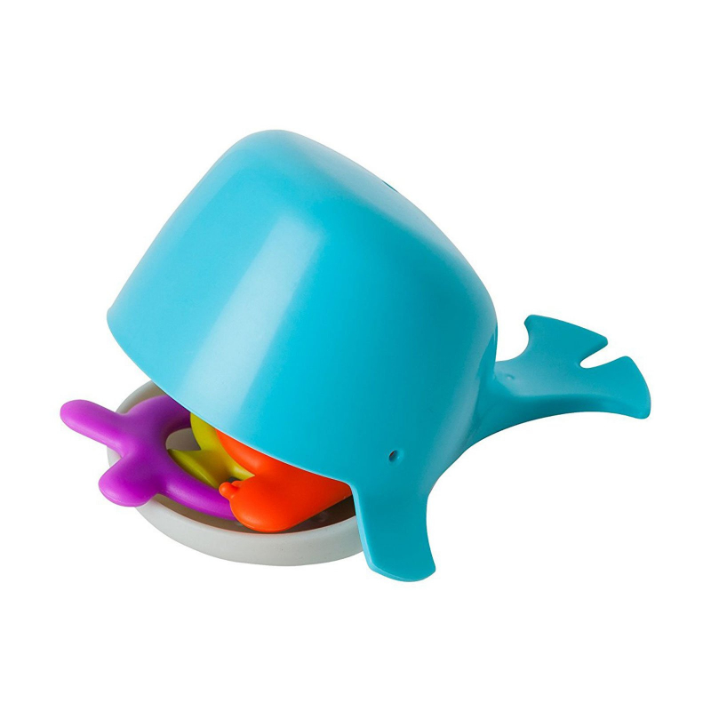 Boon, Chomp, Hungry Whale Bath Toy, 12+ Months