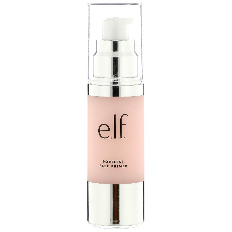 E.L.F. Cosmetics, Poreless Face Primer, Clear, 1.01 fl oz (30 ml)