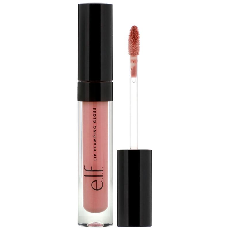 E.L.F. Cosmetics, Lip Plumping Gloss, Mocha Twist, 0.09 fl oz (2.7 ml)