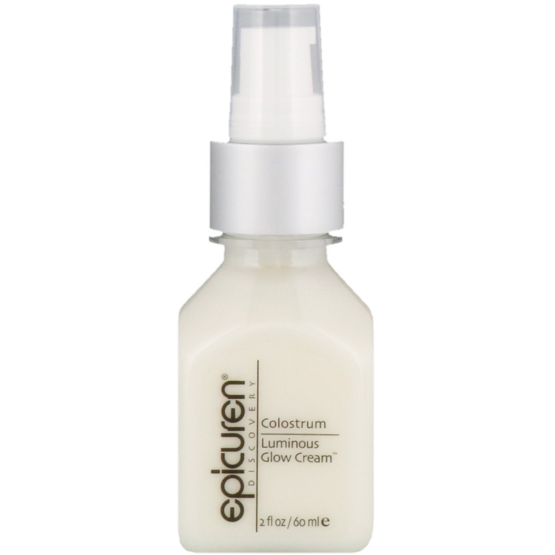 Epicuren Discovery, Colostrum Luminous Glow Cream, 2 fl oz (60 ml)