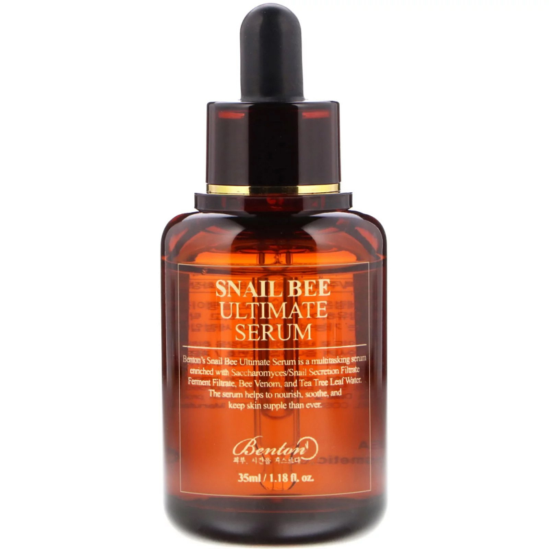 Benton, Snail Bee Ultimate Serum, 1.18 fl oz (35 ml)