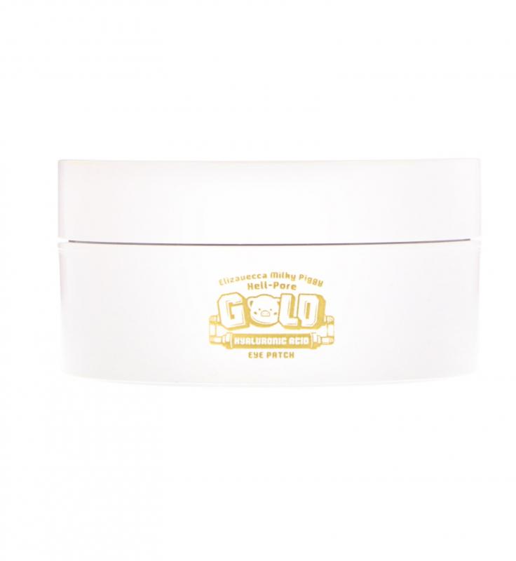 Elizavecca, Hell-Pore Gold Hyaluronic Acid Eye Patch, 60 Pieces, 3.17 oz (90 g)