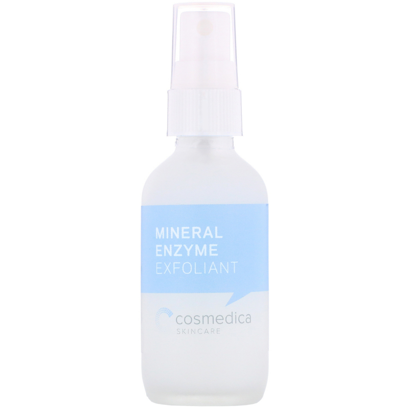 Cosmedica Skincare, Mineral Enzyme Exfoliant, 2 oz (60 ml)