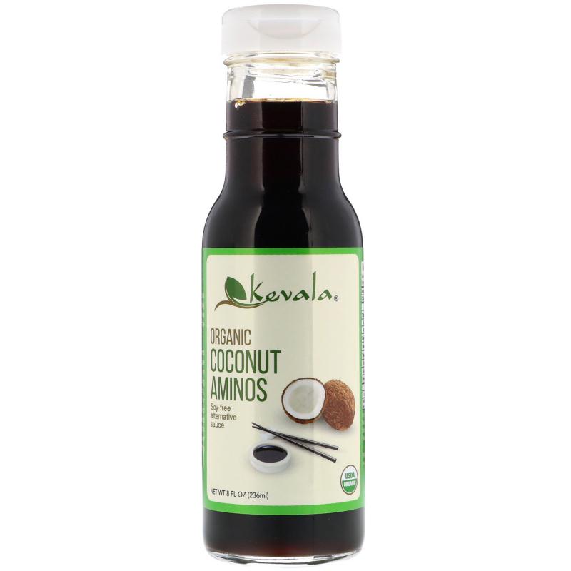 Kevala, Organic Coconut Aminos, 8 fl oz (236 ml)