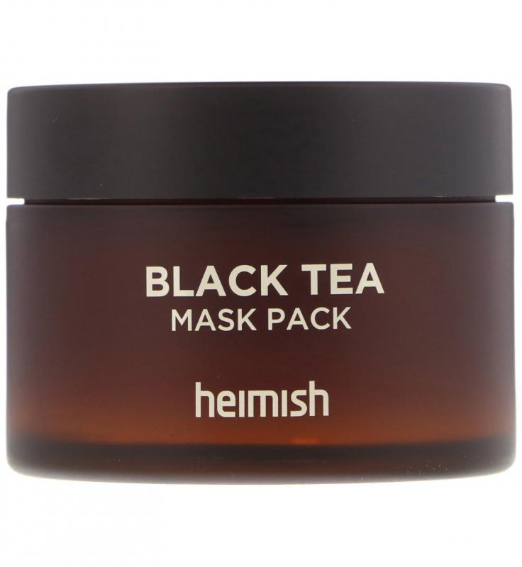 Heimish, Black Tea Mask Pack, 110 ml