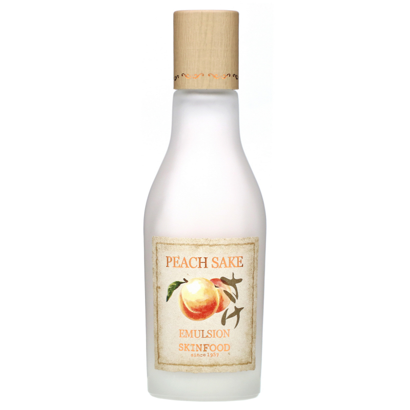 Skinfood, Peach Sake Emulsion, 4.56 fl oz (135 ml)