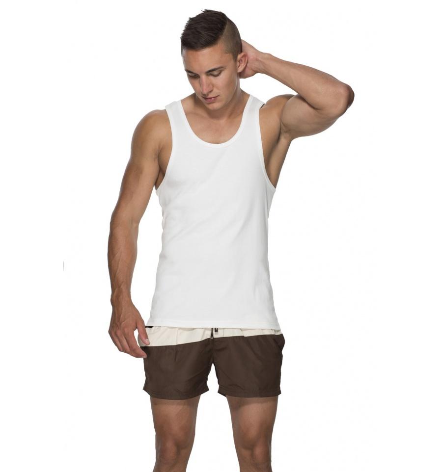 Marcuse Singlets Hyper White