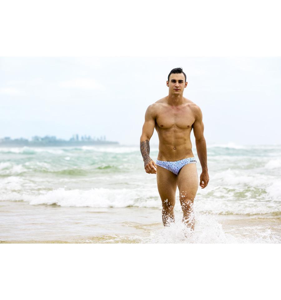 Marcuse Swimwear Amigo Brief Sky
