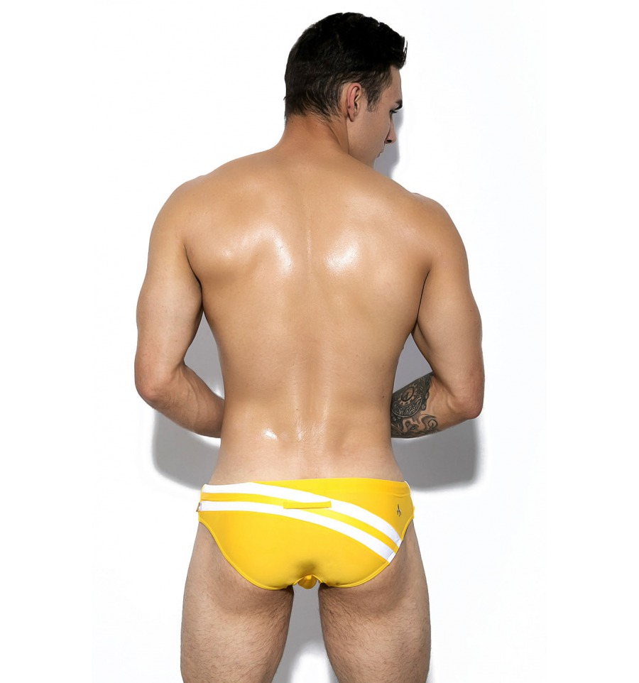 Marcuse Swimwear Sailor Yellow