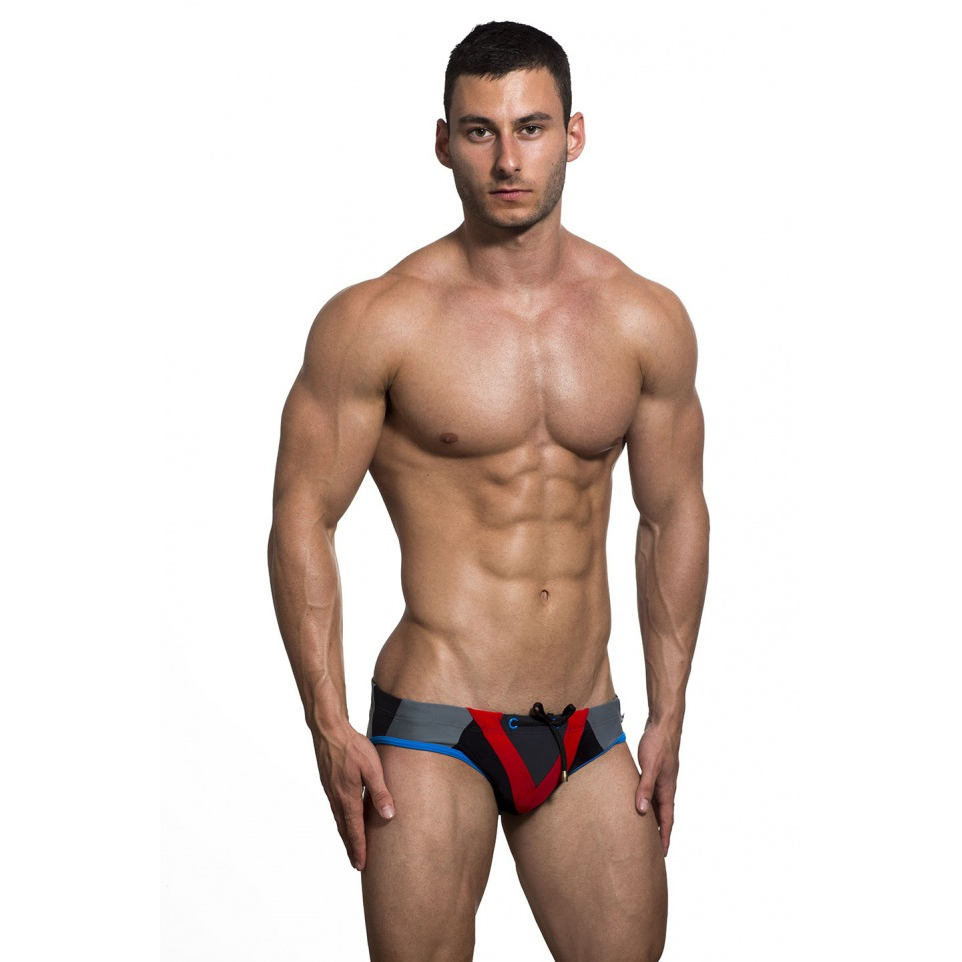 Marcuse Swimwear Efficio Red