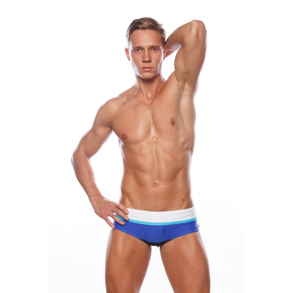 Marcuse Swimwear Horizon Blue