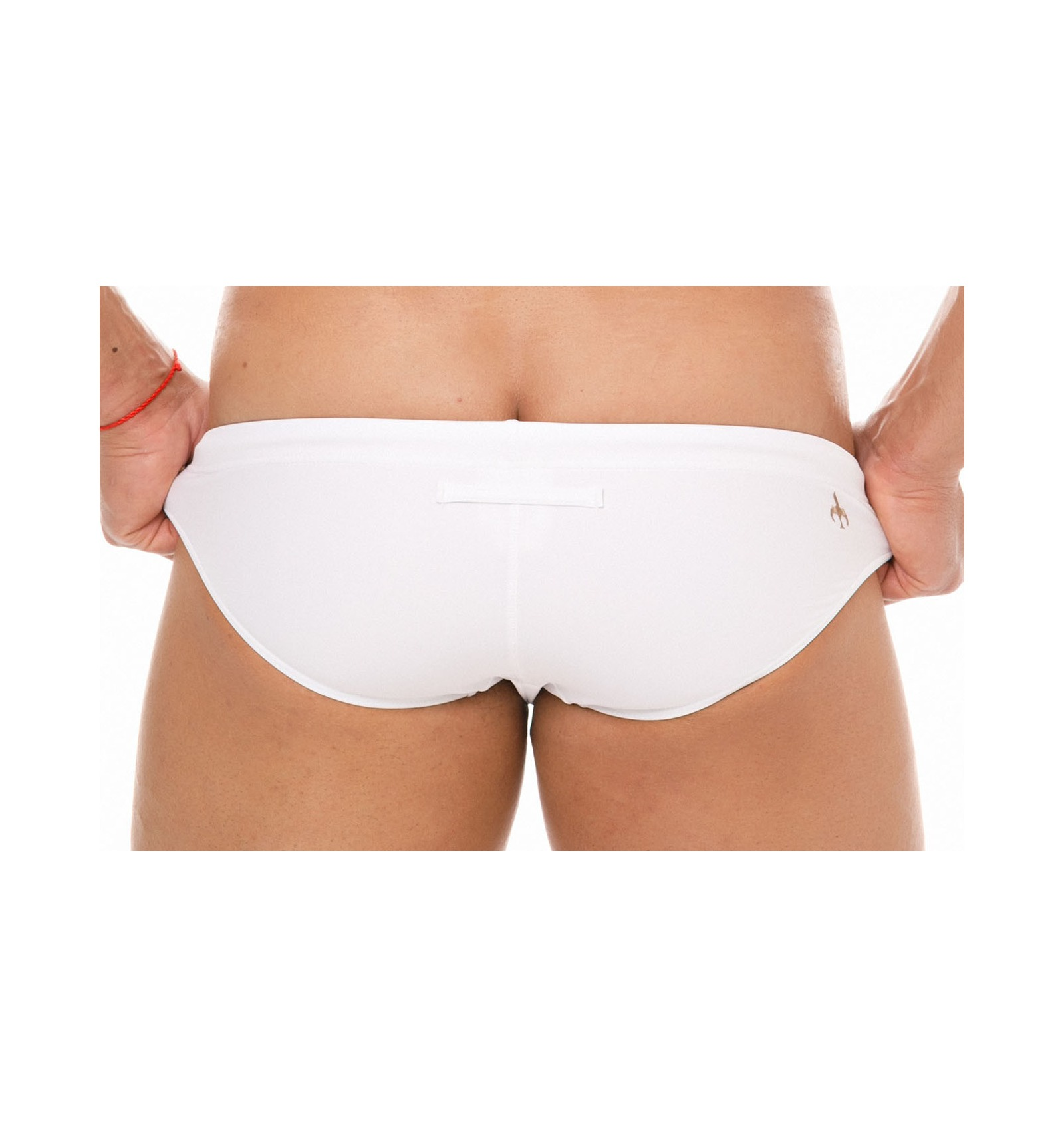 Marcuse Swimwear Risqué White