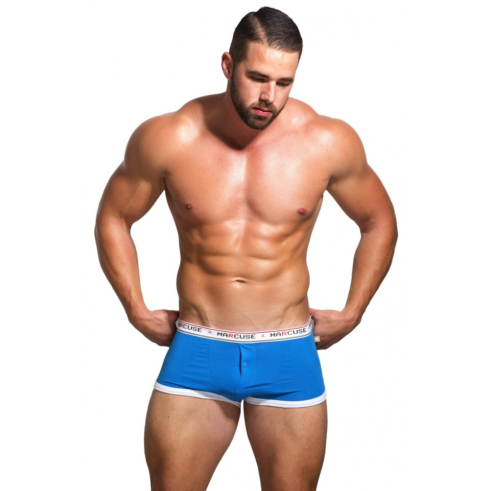Marcuse Underwear United Boxer Blue