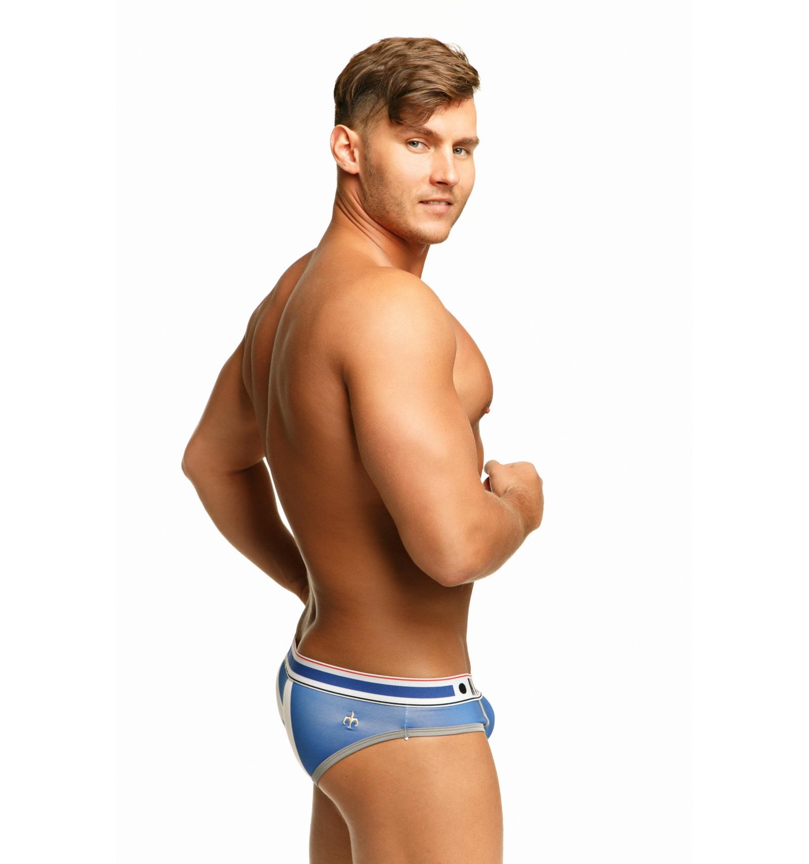 Marcuse Underwear Monument Blue