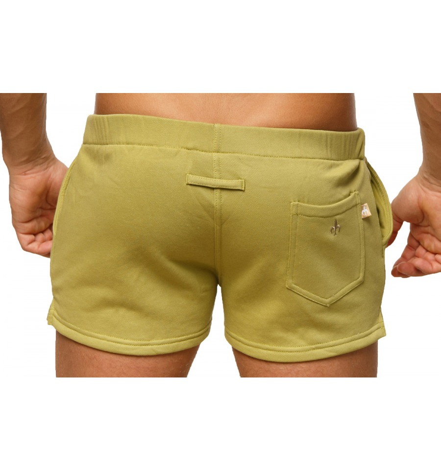 Marcuse Shorts Physical Lime