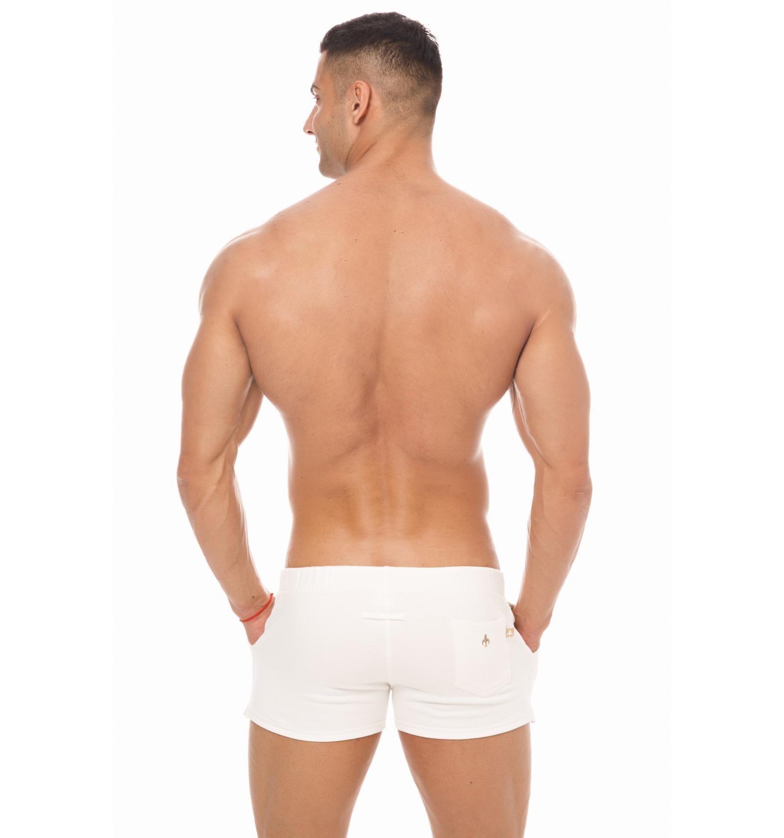 Marcuse Shorts Physical White