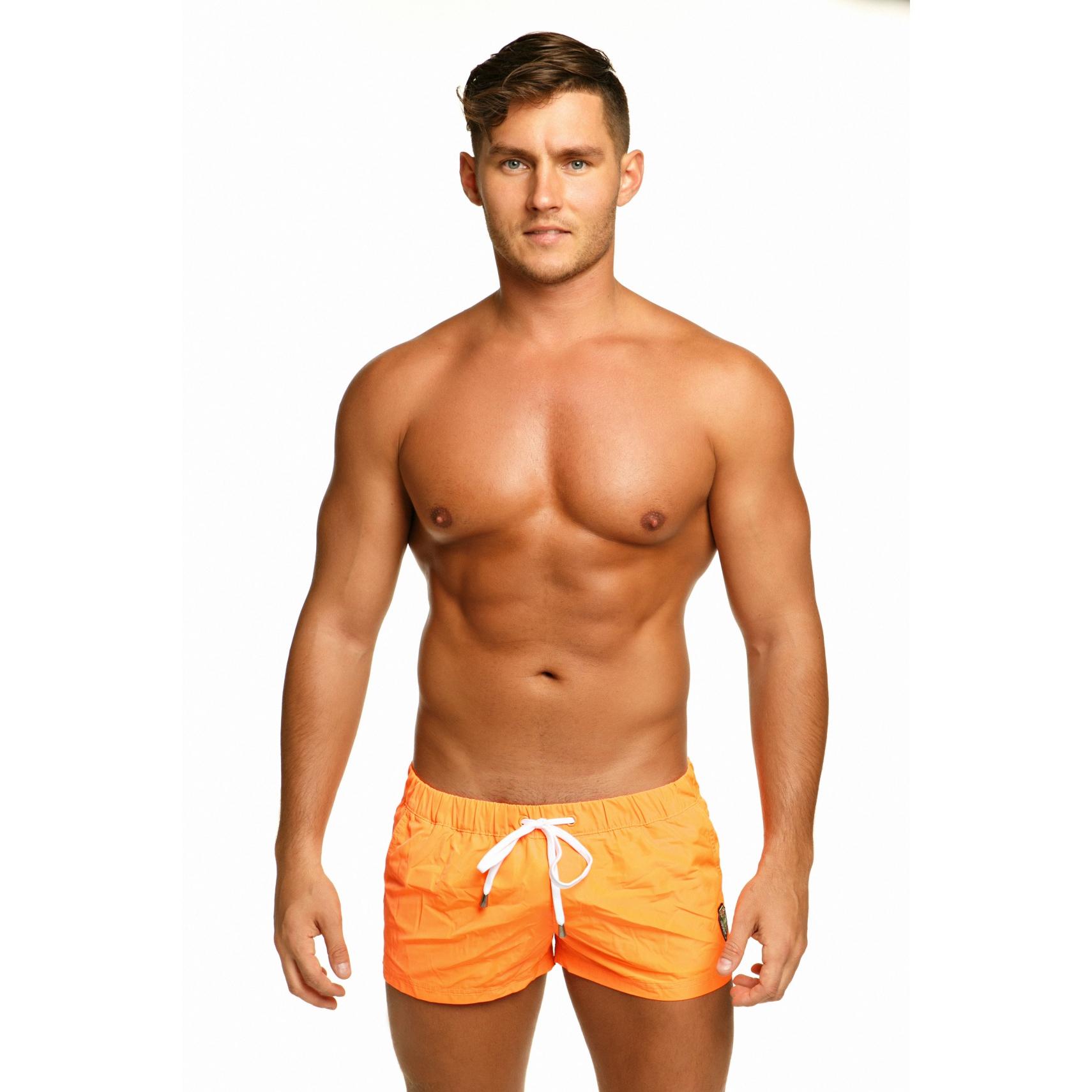 Marcuse Shorts League Orange