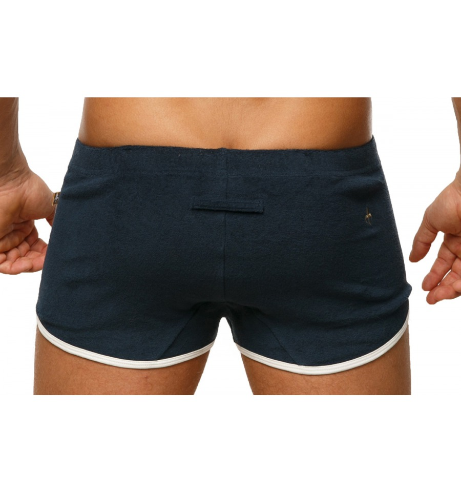 Marcuse Shorts Sweat Navy