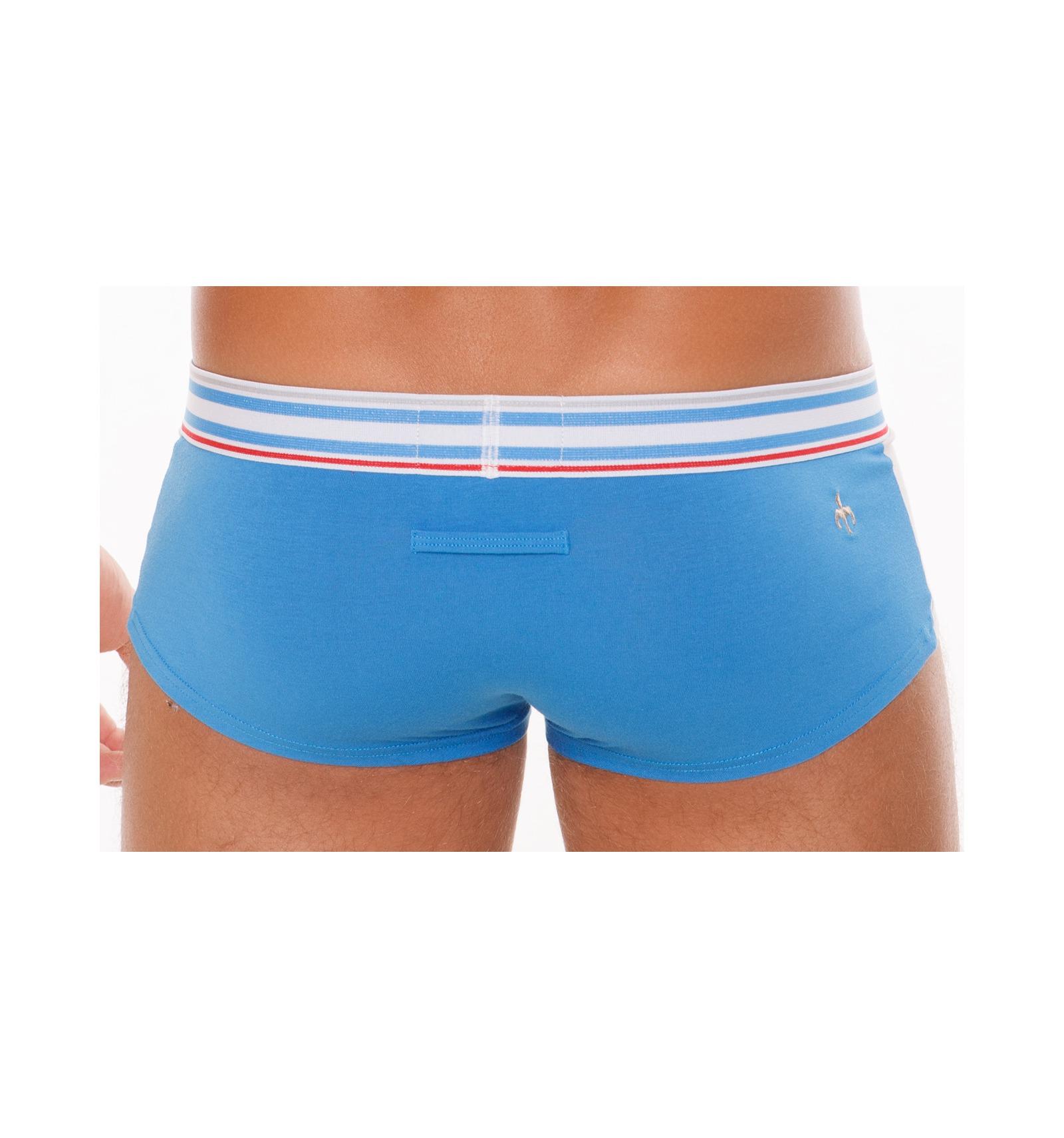 Marcuse Underwear Glory Boxer Blue/Grey