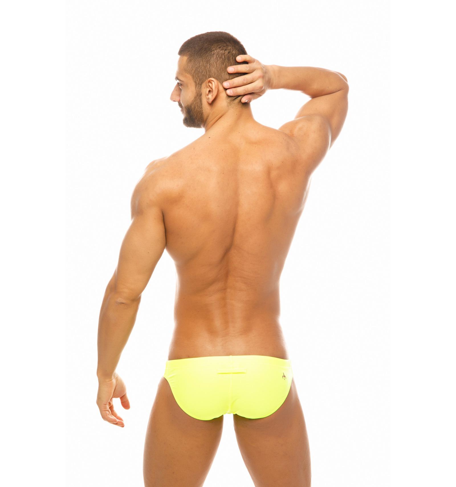 Marcuse Swimwear Inflate Neon Yellow