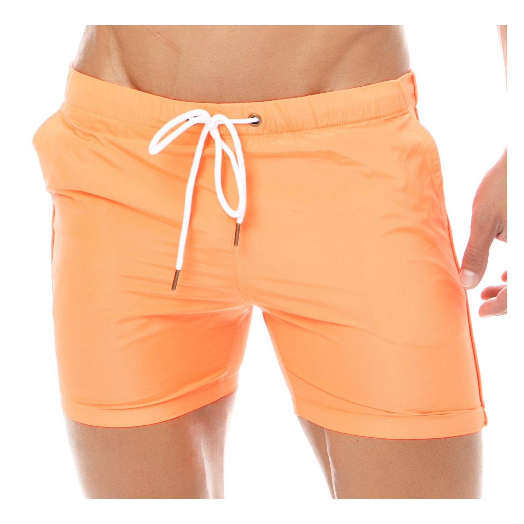 Marcuse Shorts Spectrum Neon Orange