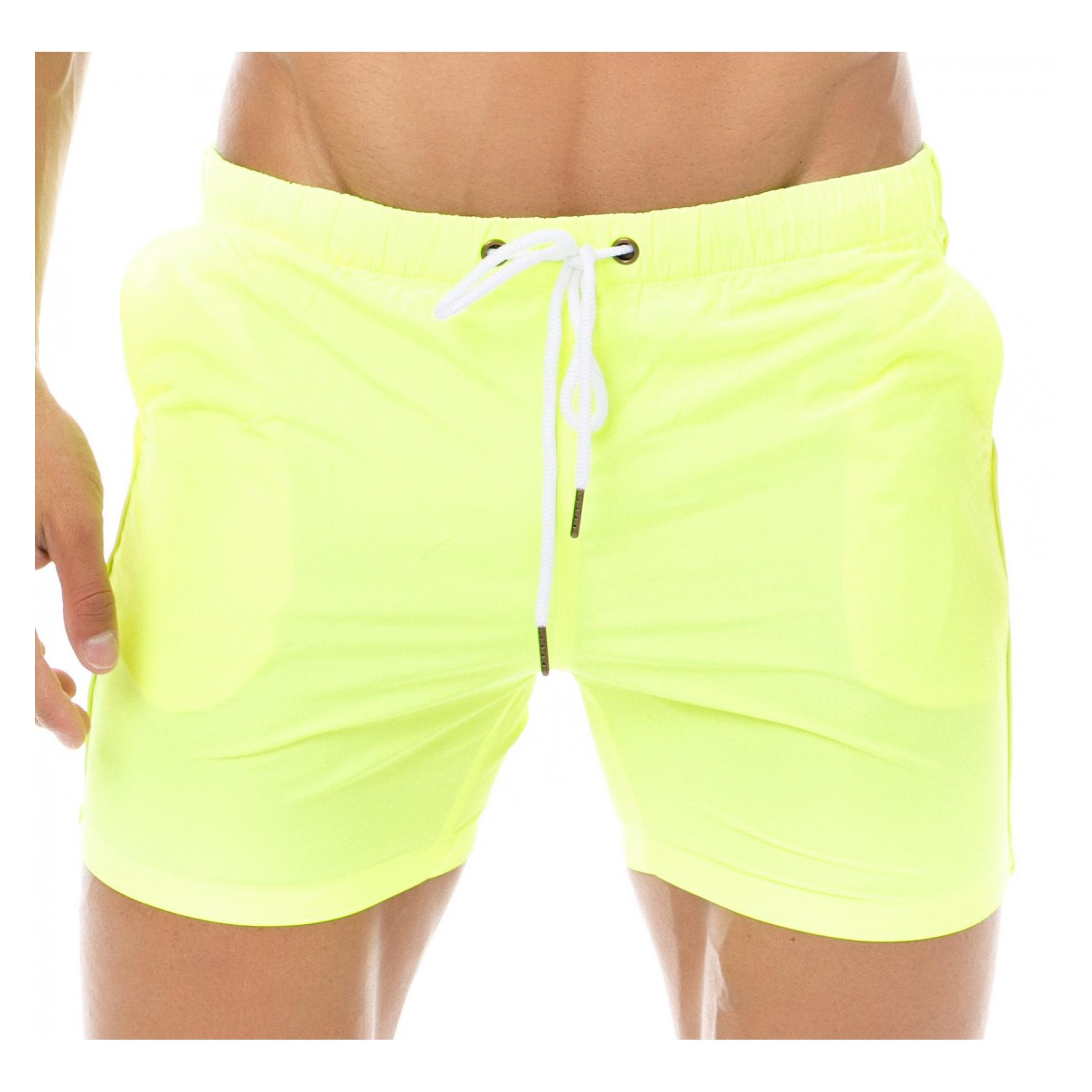 Marcuse Shorts Spectrum Neon Yellow